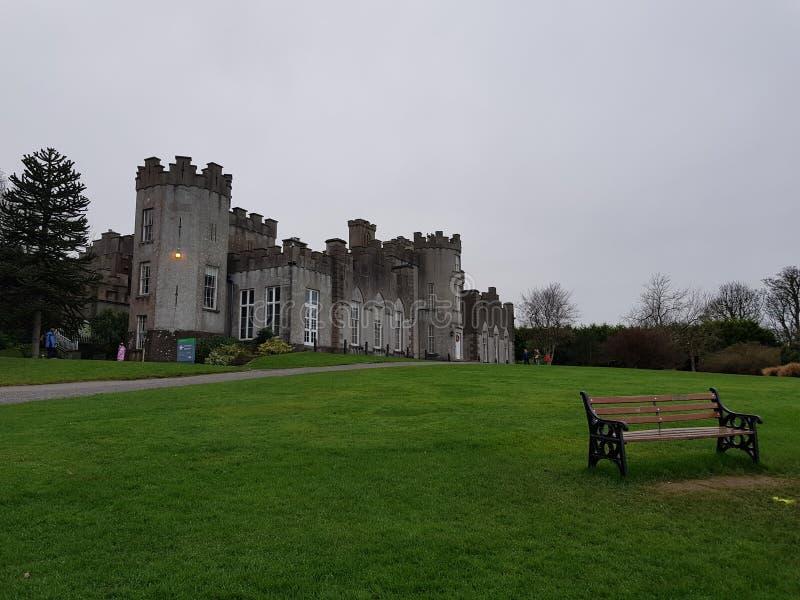 Ardgillan castle stock photography