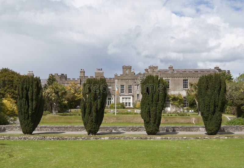 Ardgillan Schloss stockfoto
