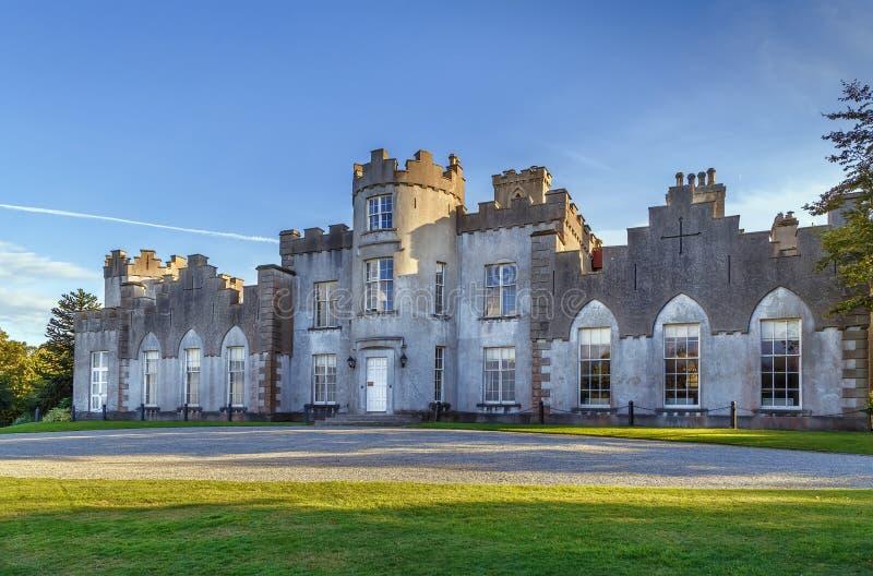 Ardgillan-Schloss, Irland lizenzfreies stockfoto