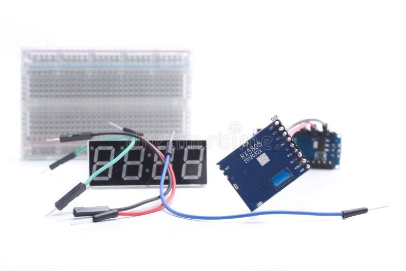 Arduino do rx do sensor foto de stock royalty free