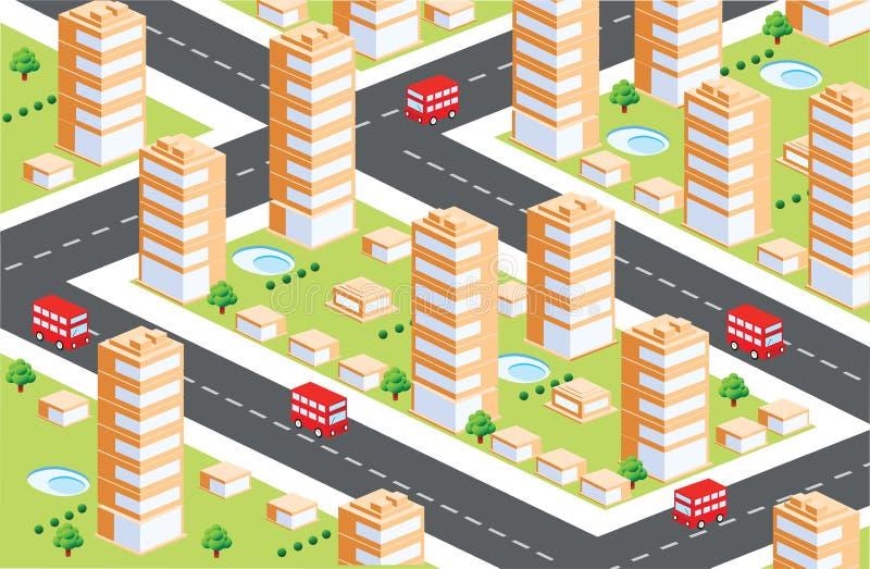 area1 αστικός απεικόνιση αποθεμάτων