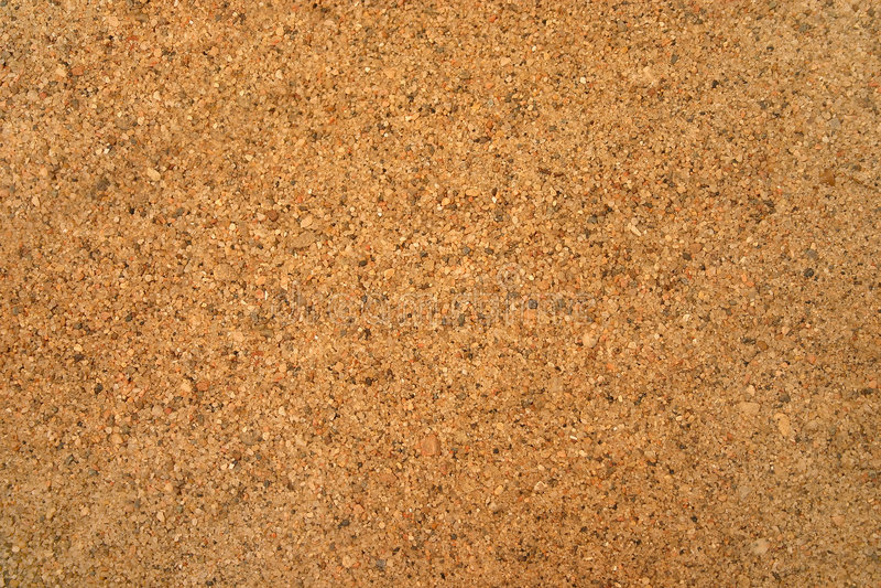 Areia da praia fotos de stock
