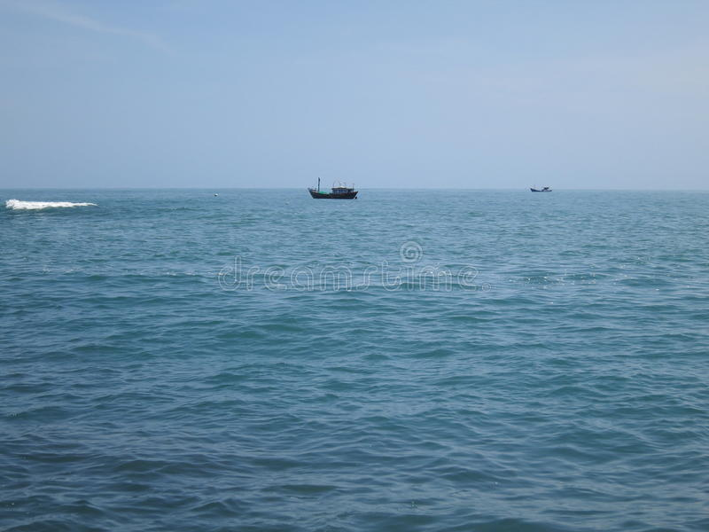 Areia de Vietname foto de stock royalty free