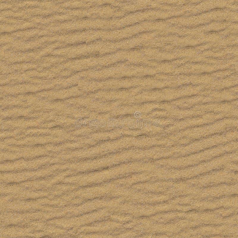 Areia do mar. Textura sem emenda de Tileable. foto de stock royalty free
