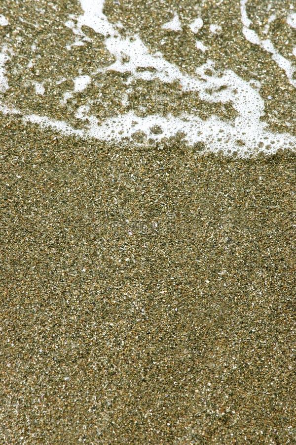Download Areia e mar foto de stock. Imagem de praia, pattern, amarelo - 103124