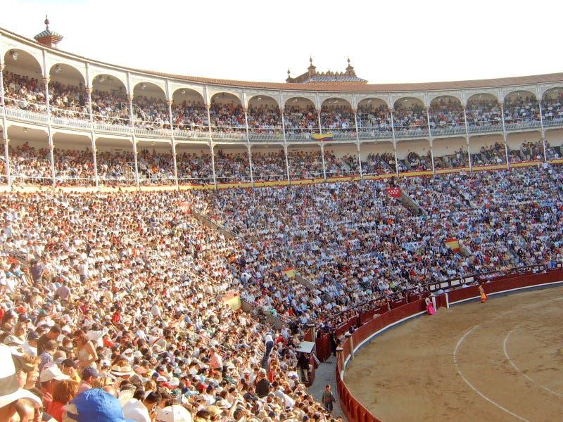 Download Arena zdjęcie stock. Obraz złożonej z hiszpania, arena - 137742