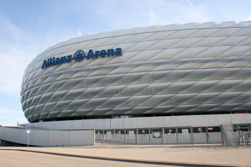Arena de Allianz imágenes de archivo libres de regalías