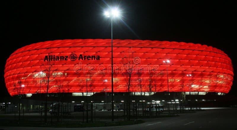 Arena de Allianz foto de archivo
