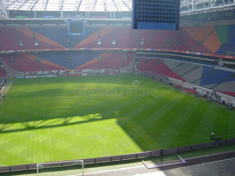 Arena de Amsterdão fotografia de stock