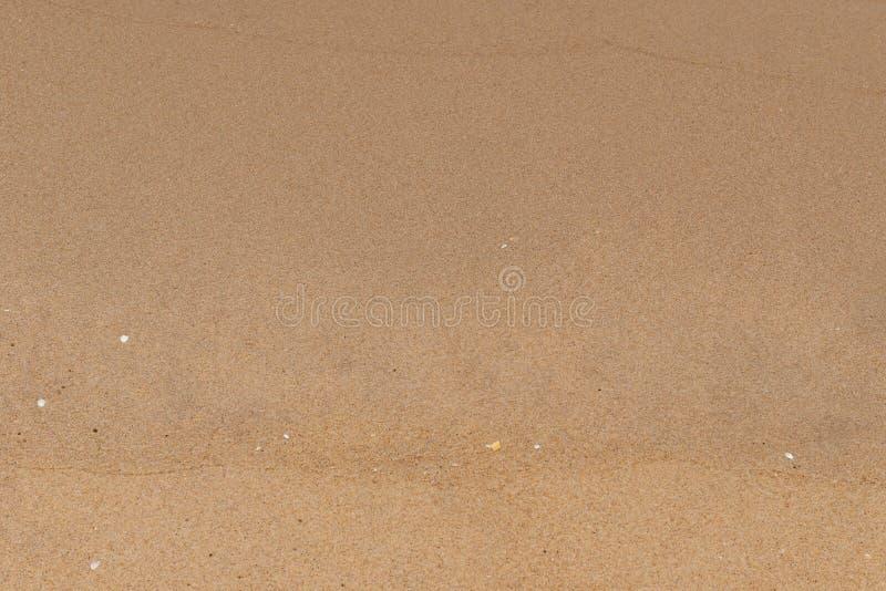 Arena de Brown como fondo y textura foto de archivo