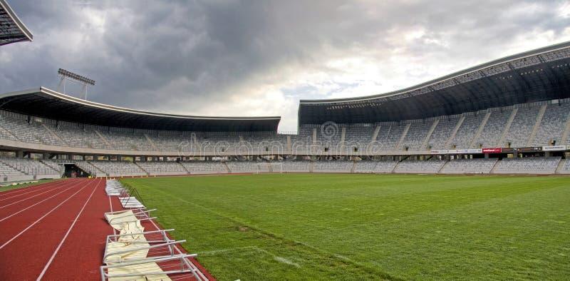 Arena de Cluj imagem de stock