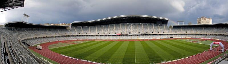 Arena de Cluj imagens de stock royalty free