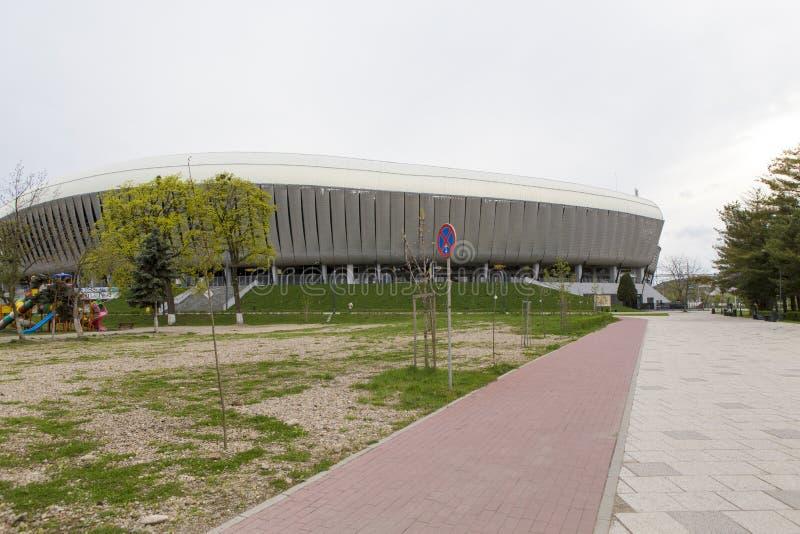 Arena de Cluj imagem de stock royalty free