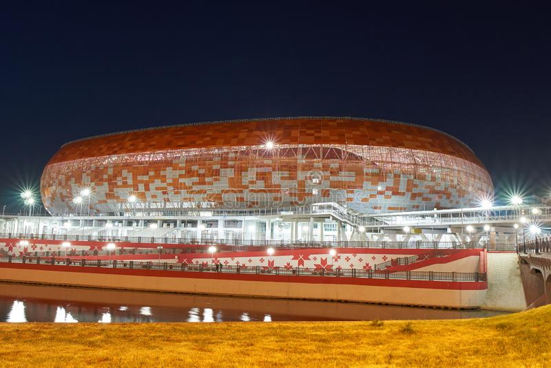 Arena de Mord?via fotografia de stock royalty free