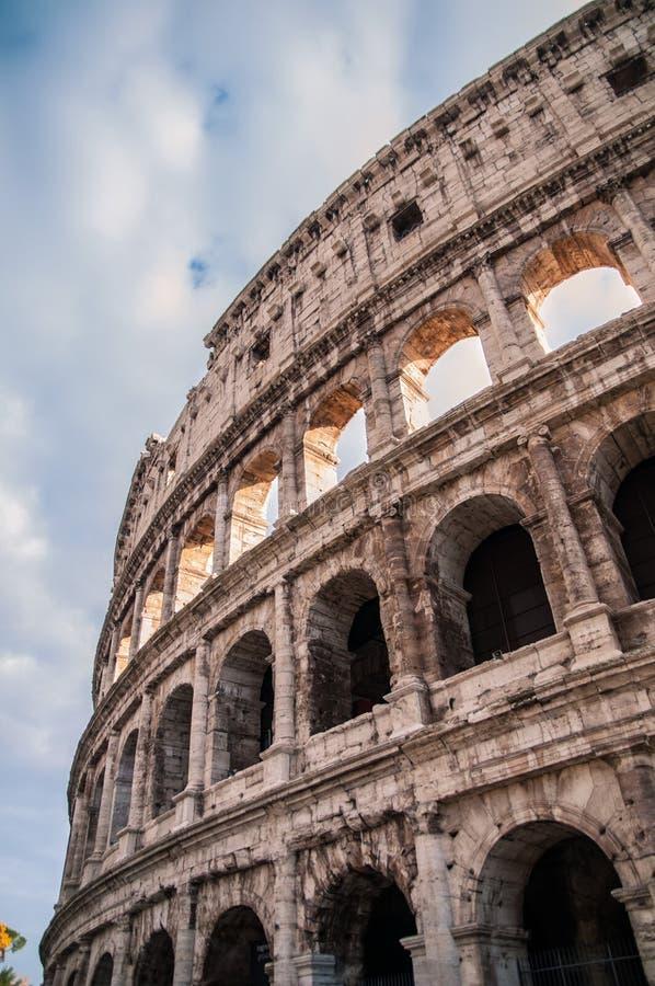 Arena del Colosseo a Roma, anfiteatro nella capitale di Roma, Italia fotografie stock libere da diritti