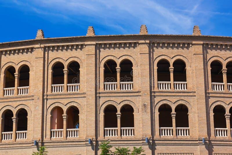 Arena del corrida de la tauromaquia en Granada España fotografía de archivo