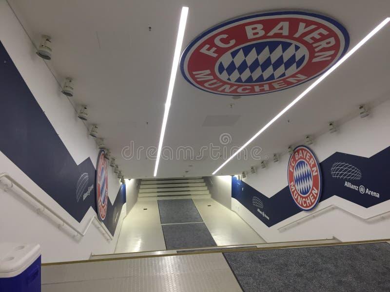 Arena dell'Allianz & x28; stadium& x29 di calcio; immagine stock libera da diritti