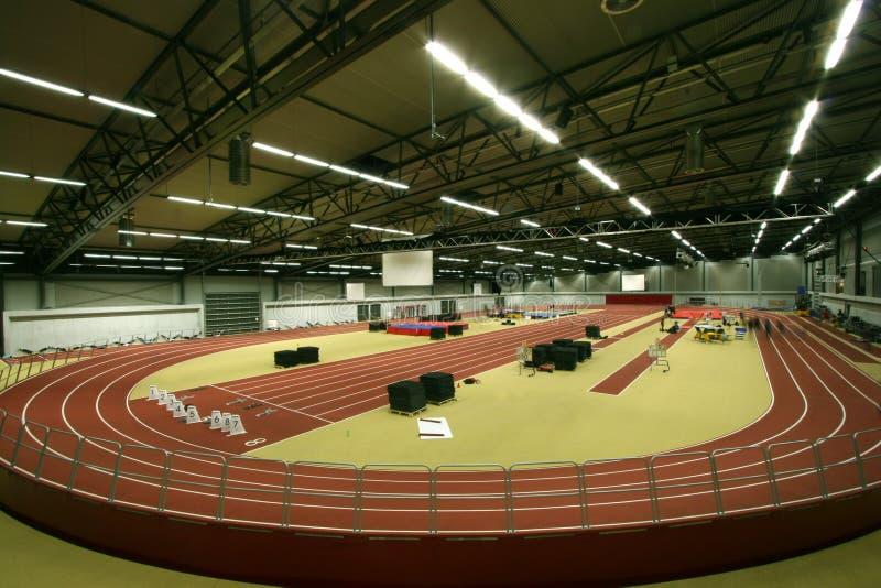 Arena deportiva de interior fotografía de archivo libre de regalías