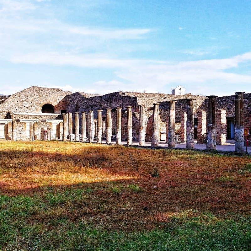 Arena di addestramento dei gladiatori immagini stock