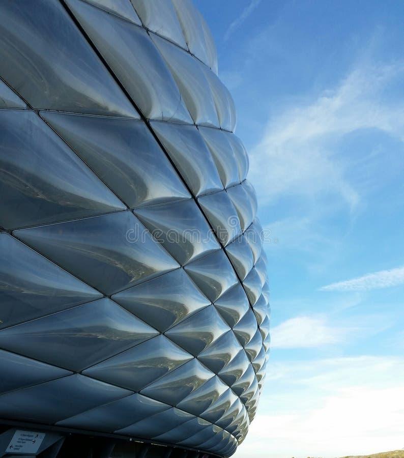 Arena di Allianz immagine stock libera da diritti