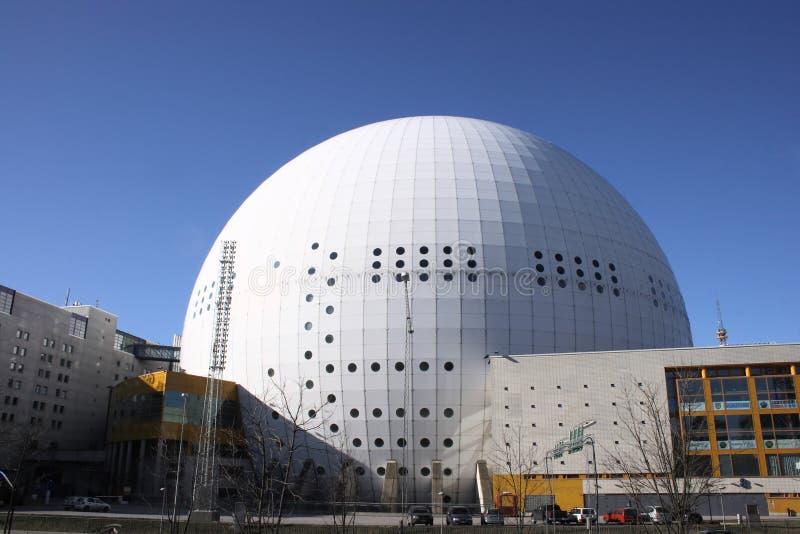 Arena di The Globe fotografia stock