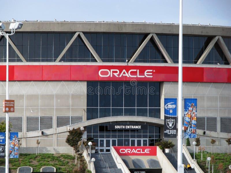 Arena di Oracle fotografia stock