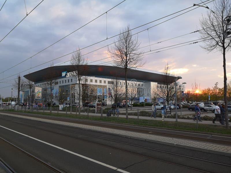 Arena di SAP immagine stock libera da diritti