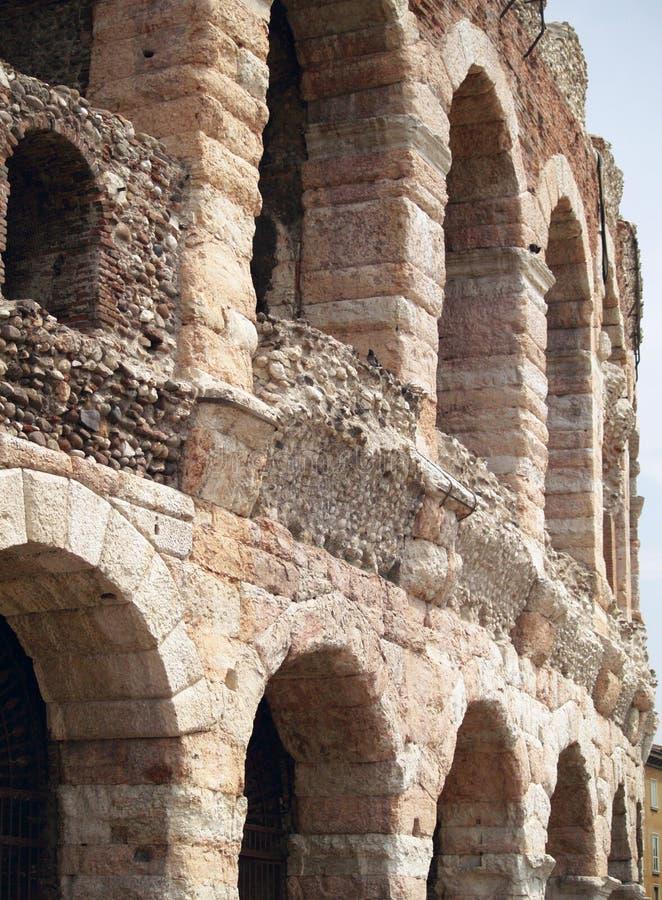 Arena di Verona. In Italy stock photos