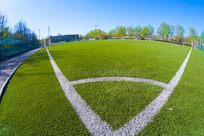 Arena do futebol imagem de stock royalty free