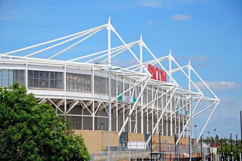 Arena do Ricoh, Coventry fotografia de stock