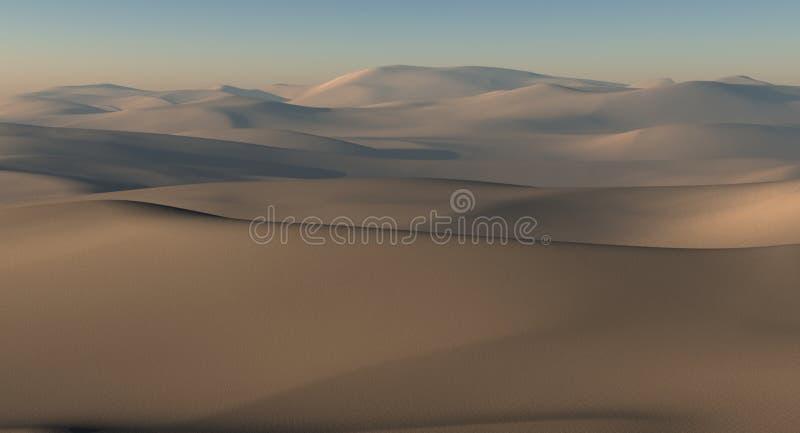 Arena Dunes1 stock de ilustración
