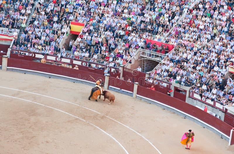 Download Arena famosa da tourada foto editorial. Imagem de marco - 16863191
