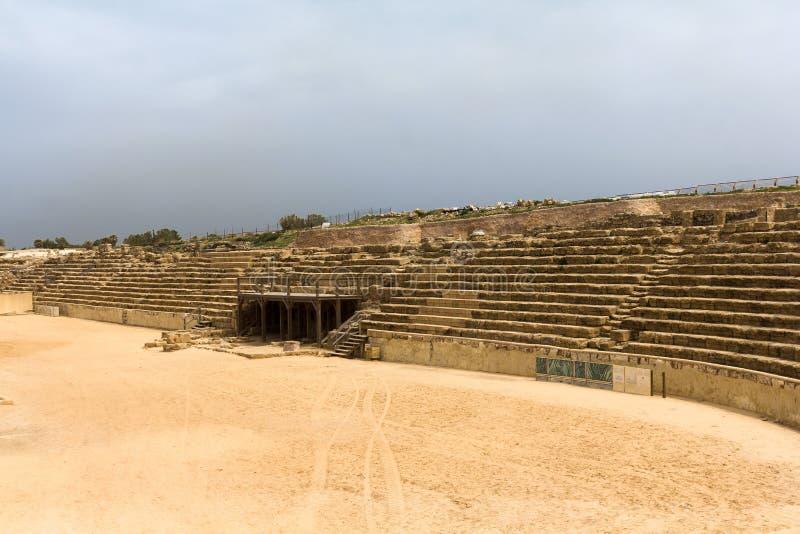 Arena Gladiatorial fotografia de stock
