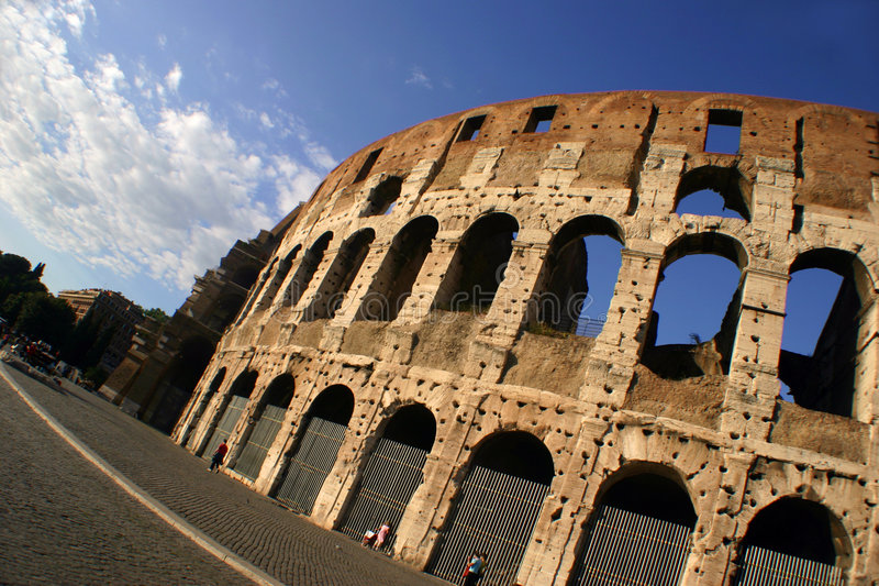 arena pradawnych Włoch Padova obrazy stock