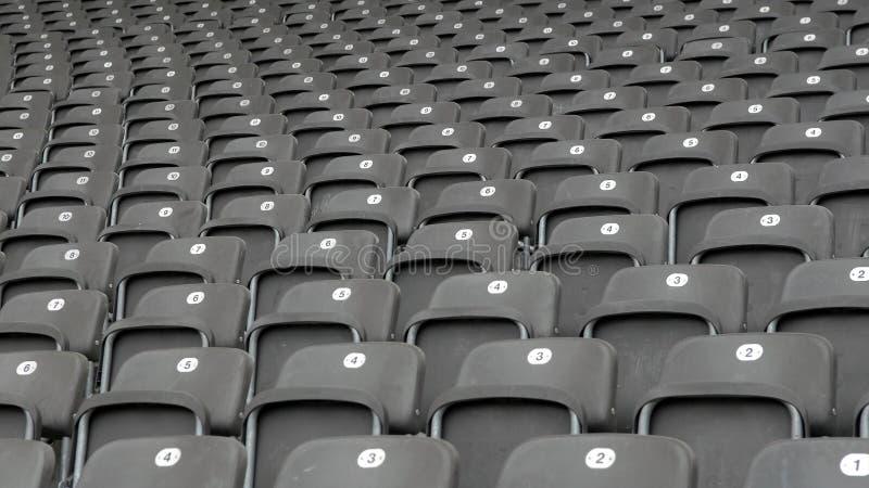 arena pusta zdjęcia stock