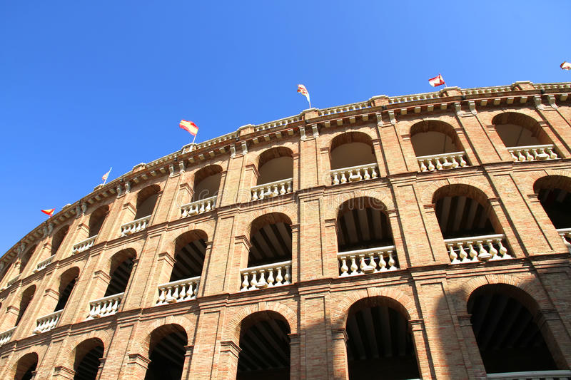 Download Arena of Valencia stock image. Image of coliseum, ancient - 26018027