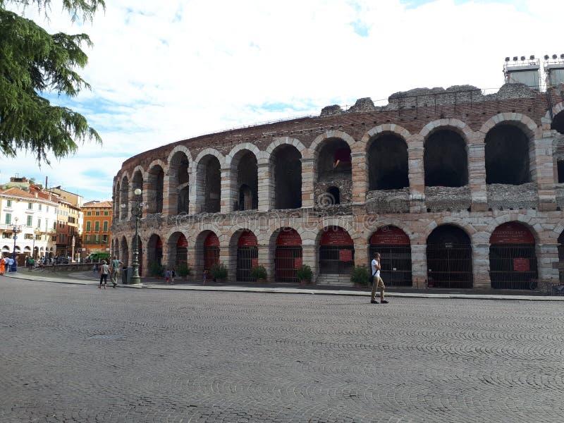 arena Verona obrazy stock