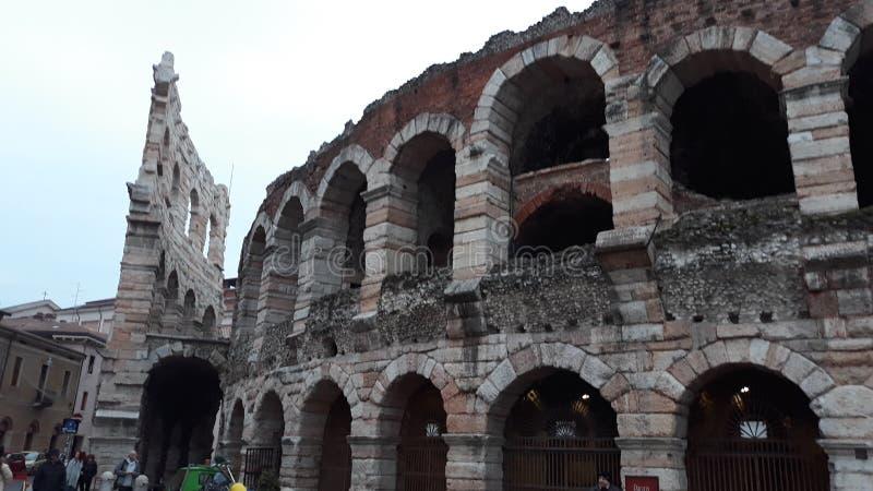 arena Verona fotografia royalty free