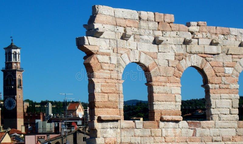 Download Arena Verona foto de archivo. Imagen de óperas, mágico - 44857584