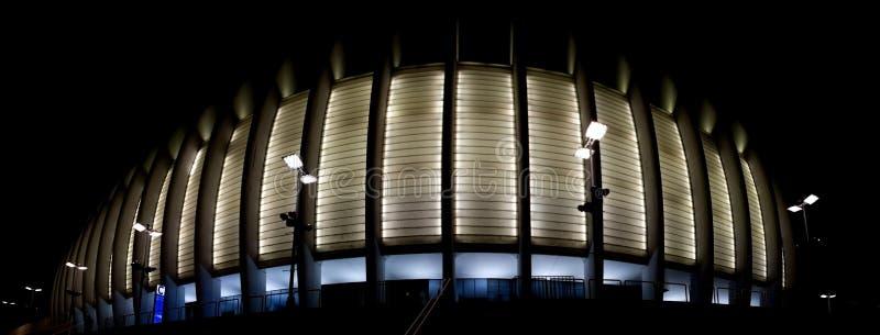 Arena Zagabria fotografie stock libere da diritti