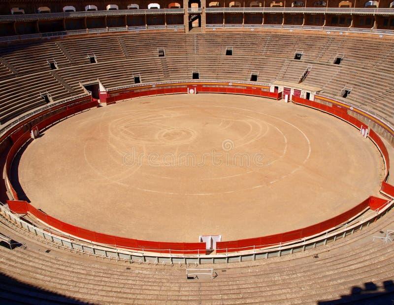 arenabullfight fotografering för bildbyråer