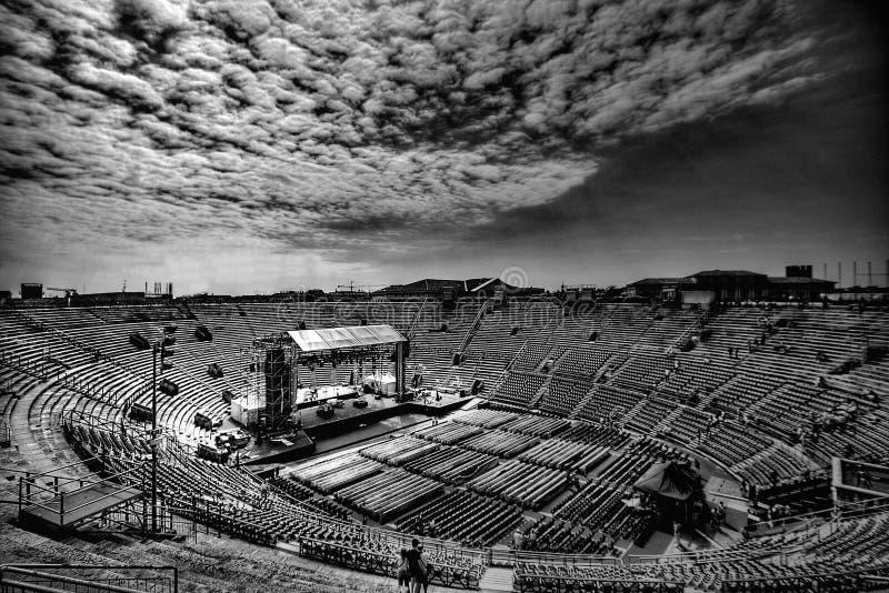 Arenade Verona stockbild