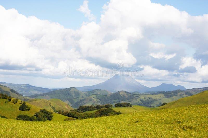 arenal Κόστα Ρίκα ηφαίστειο στοκ εικόνες