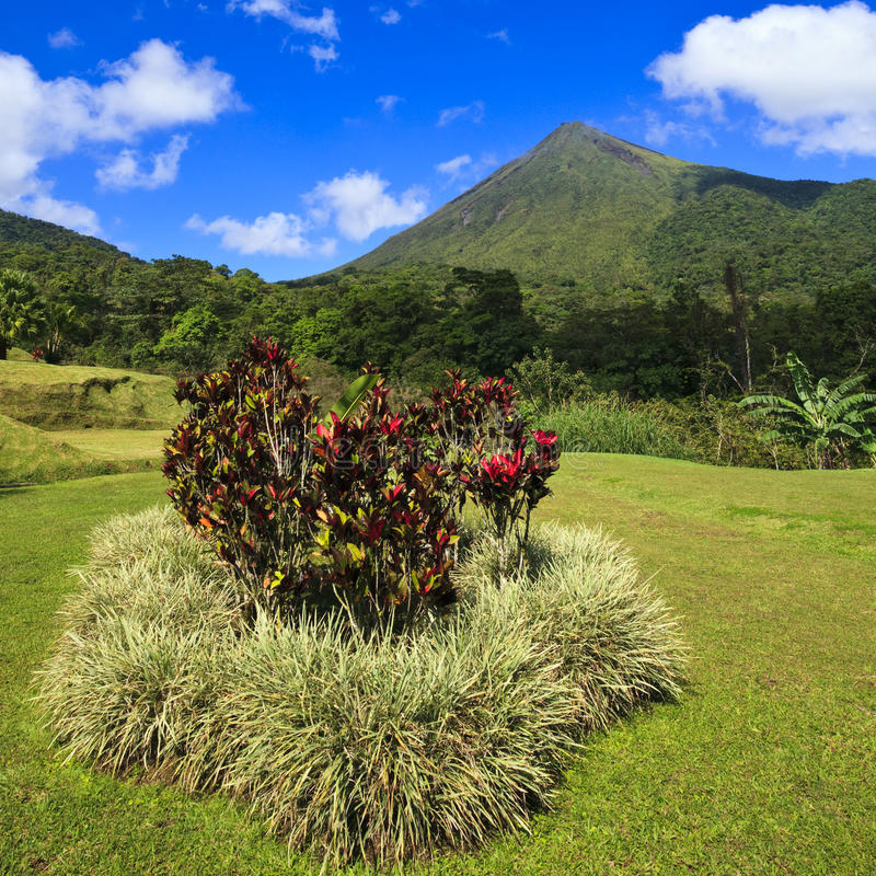 Download Arenal National Park stock photo. Image of landscaped - 24478410