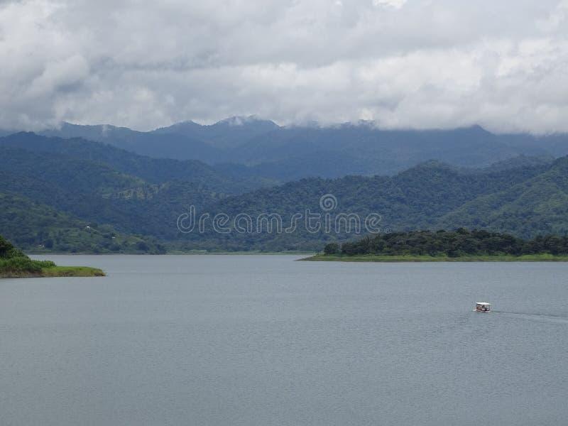 Arenal Volcano Costa Rica stock photo