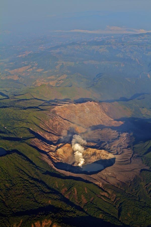 Arenal Vulkaan royalty-vrije stock foto's