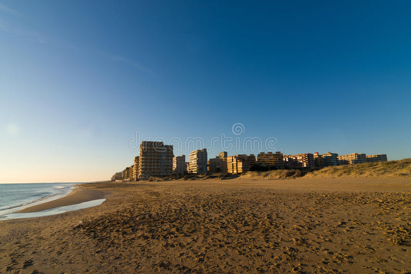 Download Arenales Beach Resort Stock Photos - Image: 28549183