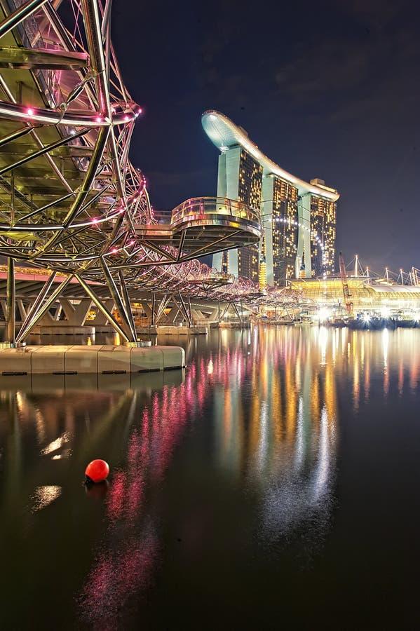 Arenas de la bahía del puerto deportivo imagen de archivo libre de regalías