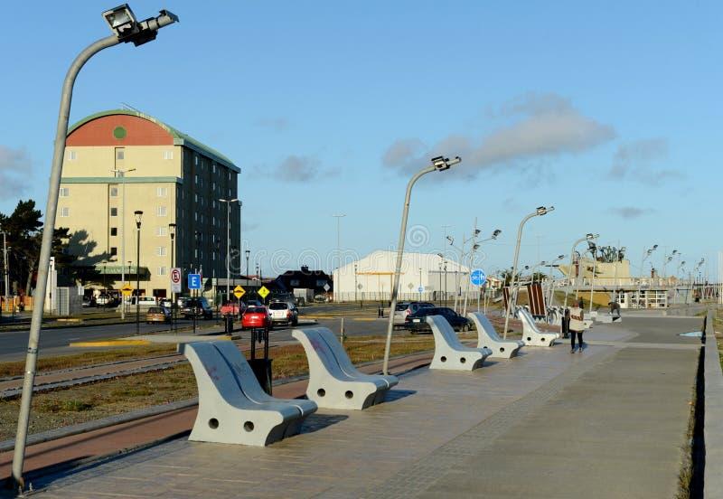 Arenas de Punta chile fotos de stock royalty free
