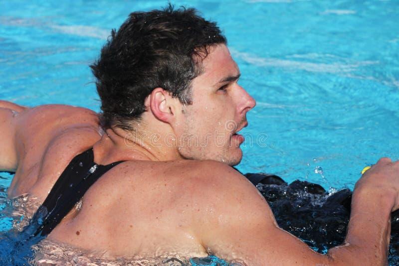 areny międzynarodowego spotkania pływacki xxiie zdjęcie royalty free
